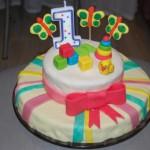 Празднование первого Дня рождения