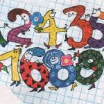 """Проект """"Цифры в книжке"""" по математике 1 класс"""