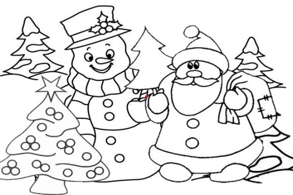 Снеговик из бумаги своими руками трафарет