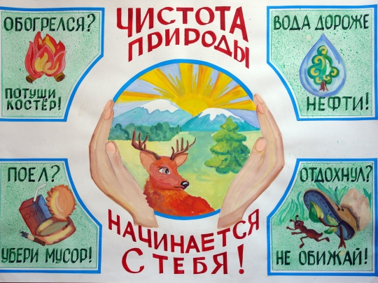 "... Защитим свою планету"" | Рисунки | Kidside.ru: kidside.ru/plakat-zashhitim-svoyu-planetu-risunki"